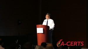 01 President Welcome Speech - Mr. Dennis Ng
