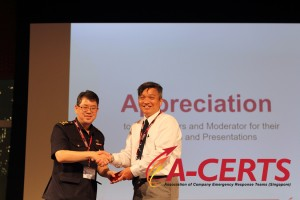 20 Appreciation to Moderator - LTC Winson Cheung