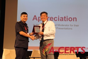 25 Appreciation to Speaker - LTC Ng Geok Meng