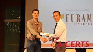 32 Lucky Draw Sponsored By Furama Riverfront Hotel