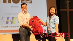 33 Lucky Draw Sponsored By Height Protection Soultions