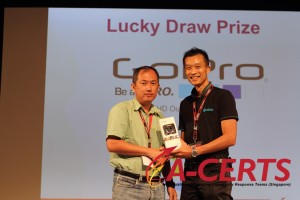 34 Lucky Draw Sponsored by QSS Safety Products (S) Pte Ltd