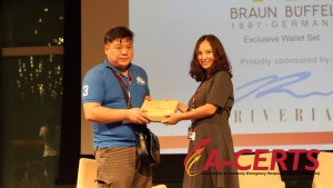 35 Lucky Draw Sponsored By Riveria Marketing Pte Ltd
