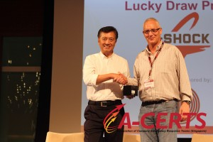 37 Lucky Draw Sponsored by Yen Lee Fireweid Pte Ltd