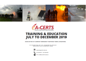 Training Directory 2019 from Jul to Dec