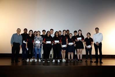 SCDF Volunteer Movie & Awards Day 2019_25 October 2019