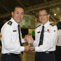 2013-09-15 - SCDF Strategic Partner Award 2013